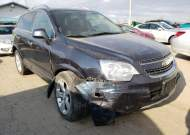 2014 CHEVROLET CAPTIVA LT #1660250114
