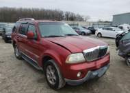 2004 LINCOLN AVIATOR #1660620341