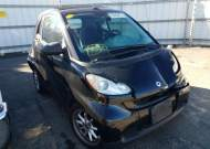 2008 SMART FORTWO PAS #1661137874