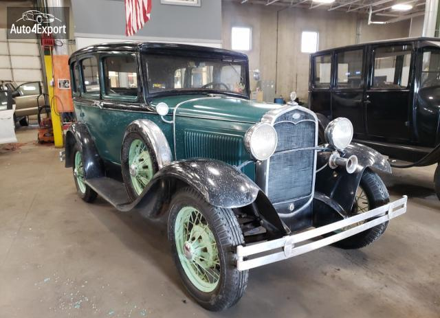 1931 FORD MODEL A #1662927167