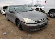 2006 HONDA ACCORD EX #1666797877
