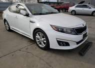 2014 KIA OPTIMA SX #1670580507