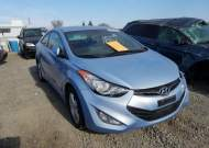 2013 HYUNDAI ELANTRA CO #1671115931
