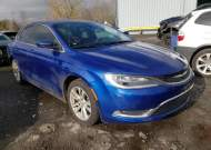 2015 CHRYSLER 200 LIMITE #1673609994