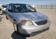 2003 HONDA CIVIC LX #1673738674