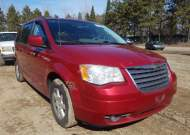 2008 CHRYSLER TOWN & COU #1674216464