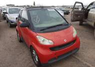 2008 SMART FORTWO PAS #1674605554