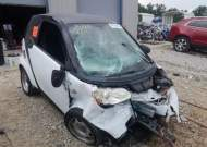 2009 SMART FORTWO PUR #1676327234