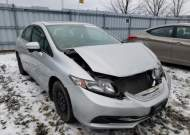 2015 HONDA CIVIC LX #1676327534