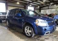 2009 CHEVROLET EQUINOX SP #1677271601