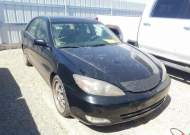 2002 TOYOTA CAMRY LE #1679889187