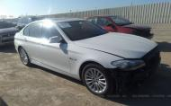 2013 BMW 5 SERIES ACTIVEHYBRID 5 #1684220081