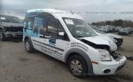 2013 FORD TRANSIT CONNECT WAGON XLT #1684228624