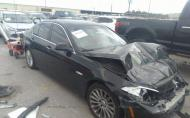 2013 BMW 5 SERIES ACTIVEHYBRID 5 #1684229851