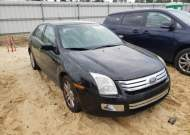 2008 FORD FUSION SEL #1684252604
