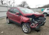 2020 FORD ECOSPORT S #1684282487