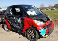 2009 SMART FORTWO PUR #1684772891