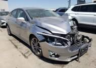 2020 FORD FUSION SEL #1684858751