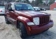 2008 JEEP LIBERTY SP #1685224671