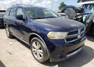 2012 DODGE DURANGO CR #1686742157