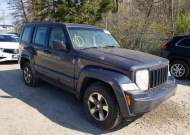 2008 JEEP LIBERTY SP #1686767121