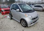 2013 SMART FORTWO PUR #1686772821