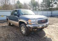 2005 GMC NEW SIERRA #1687604547