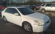 2005 HONDA ACCORD SDN EX-L #1688076584