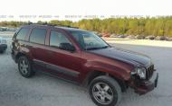 2006 JEEP GRAND CHEROKEE LAREDO #1691154264