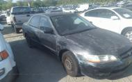 1998 HONDA ACCORD SDN LX #1693932461