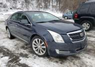 2017 CADILLAC XTS LUXURY #1693943157