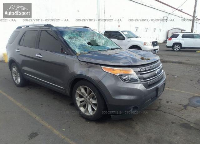 2011 FORD EXPLORER LIMITED #1694470437