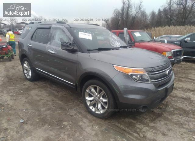 2013 FORD EXPLORER LIMITED #1694981264