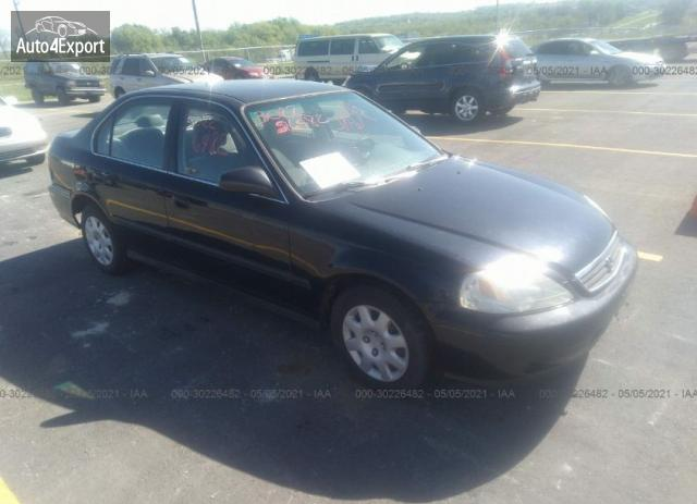 1999 HONDA CIVIC LX #1694981444