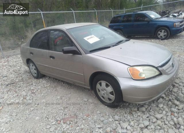 2001 HONDA CIVIC LX #1694981507