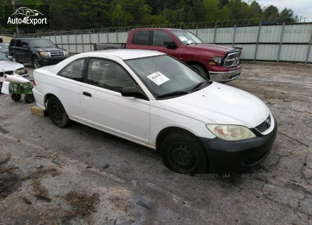 2004 HONDA CIVIC VP #1695397424