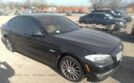 2013 BMW 5 SERIES ACTIVEHYBRID 5 #1698053677