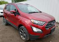 2018 FORD ECOSPORT S #1748824887