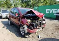 2019 FORD ECOSPORT S #1757744507