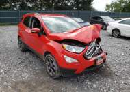 2018 FORD ECOSPORT S #1760697927