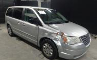 2008 CHRYSLER TOWN & COUNTRY LX #1762394931