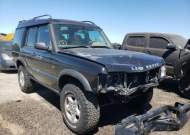 2001 LAND ROVER DISCOVERY #1762974064