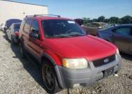 2002 FORD ESCAPE XLT #1763780594