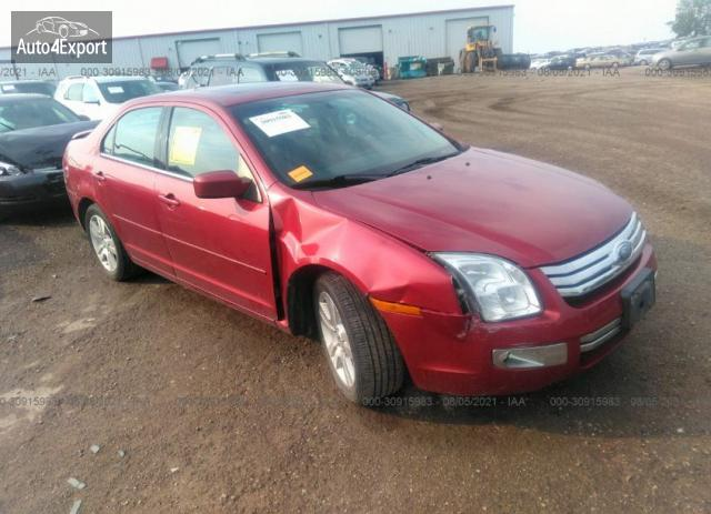 2008 FORD FUSION SEL #1764149221