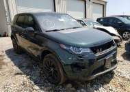 2017 LAND ROVER DISCOVERY #1764257051