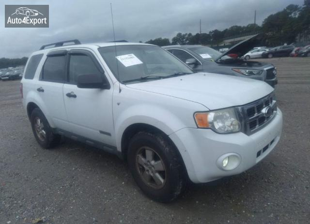 2008 FORD ESCAPE XLT #1765031434