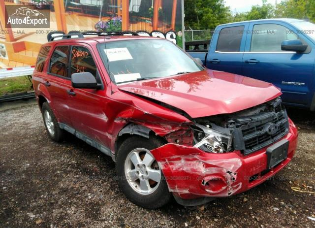 2011 FORD ESCAPE XLT #1765031717