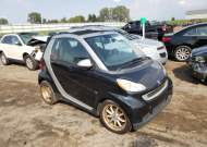 2008 SMART FORTWO PAS #1769566481