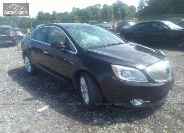 2016 BUICK VERANO LEATHER GROUP #1773467484
