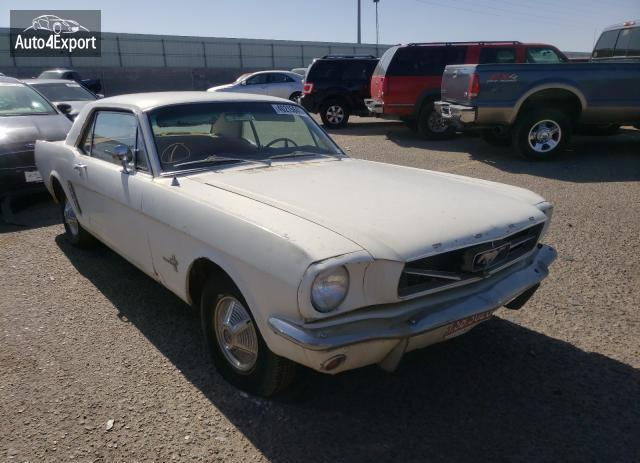 1965 FORD MUSTANG #1775576191